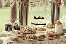 Dessert Bars / by Weddingish