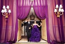 Purple  / by Weddingish