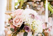 Centerpieces / by Weddingish