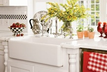 Kitchen Ideas / Kitchen and Dining Room Ideas / by Ketti Queen