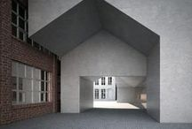Architecture exterior / Architecture  / by Photographer Kirstine Mengel