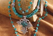 For the Love of Turquoise! / Jewelry of all kinds &  accessories / by Ketti Queen