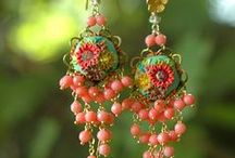 ~Earrings!!!!~ / fancy ears / by Jan Kruzel
