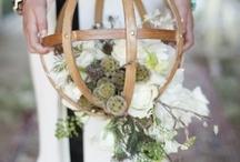 Unusual Bridal Bouquets / by Weddingish