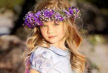 Floral Crowns / by Weddingish