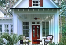 Home Exterior Ideas / by Ketti Queen
