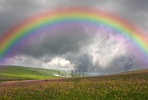 Rainbows and weather / by Rachel Patten