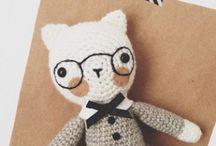 Crochet animals - gehaakte dieren