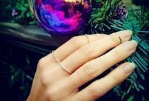 Knuckle Ring / by Plukka (Fine Jewelry)