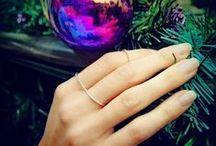 Knuckle Ring / by Plukka (Fine Jewelry)