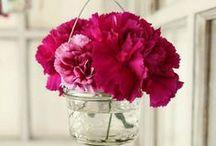 Hanging Flowers / by Weddingish