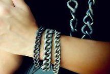 Chain Link Jewelry / by Plukka (Fine Jewelry)