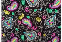 Indian embroidery / Indian embroidery