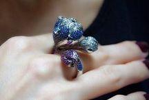 Leyla Abdollahi / https://www.plukka.com/jewelry/designers/Leyla-Abdollahi / by Plukka (Fine Jewelry)