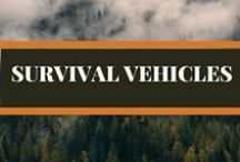 Survival Vehicles / Have you got your bug out truck ready?