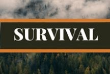 Survival / A full board of different Survival information, hacks and tips.