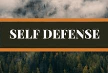 Self Defense / The Ultimate Board Of Self Defense Tips and Techniques
