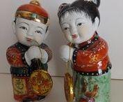 Porcelana Oriental / Porcelana Chinesa e Japonesa