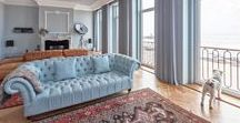 HL // LIVING ROOM / Living rooms that will make you dream