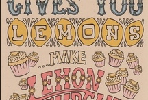 When life hands you lemons.....