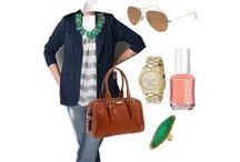 My Style Pinboard / by Heather R