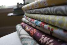 fabrics / by Heather R