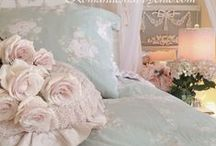 Shabby Romantic chic Style Home and Decor #1 /  ♥ Welcome  to my boards.  No set limits . All I ask is to Please do not power pin  your way through boards. Have a beautiful day and Thank You for stopping by.. / by Susan Edghill