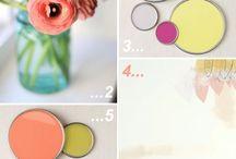 Color Inspiration / by Lorie Bermingham
