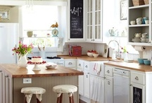 Kitchen Love / Kitchens  / by Amanda Kramer
