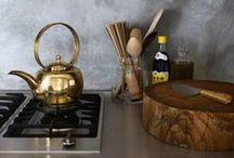 Kitchen Inspiration / by Issy Zinaburg