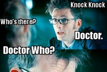 TimeLords / Hello Doctor. My home away from the Tardis :D