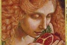 Persephone, Goddess of Initiation