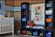 Boy Toddler Room