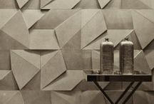 Floor & Wall Finishes / Interior surface applications & products / by Issy Zinaburg