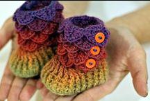 Crochet Hands & Feet