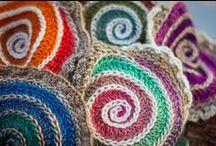 Crochet Hats, Hood, Scarves