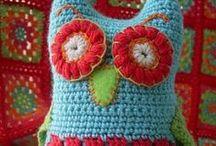 Crochet Amigurumi & Toys