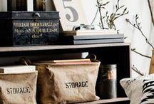 Get Organized / by Carole Maynard