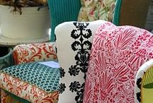 Colorful Happy color Mixes / Decor and style  / by Susan Edghill