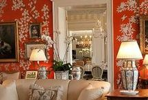 Chinoiserie Design /  Welcome to pin whatever you like from this board  / by Susan Edghill