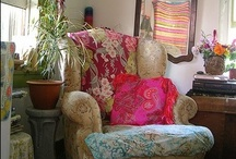 All things Bohemian / Gypsy Chic Style / by Susan Edghill