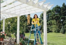 DIY #1 Home and Garden / Improvements / Projects and Tips / by Susan Edghill