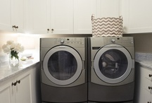 Laundry Room Remodel for M+D / by Vikie Lay