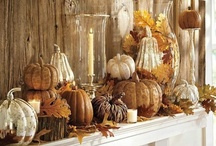 Fall Decor Inspiration / by How To: Simplify | Jen Tilley