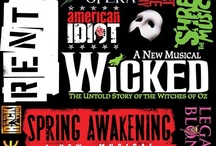 The World's A Stage / Theatre and musicals / by Ashley Ackert