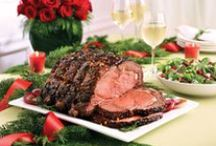 Holiday Main Dish / Turkey, ham, or roast, these main dish recipes will be the star of your holiday meals. / by Safeway