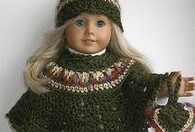 American Girl Crochet / by Darby Johnson