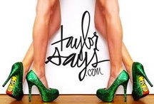 TaylorSays / by Doorstep Luxury