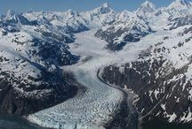 Glaciars / Glaciers
