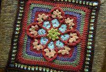 Granny Squares / I love me some granny squares!  / by Darby Johnson